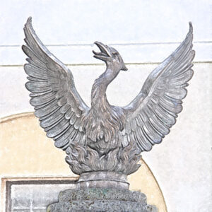 vuurvogelkoning – mythische vogel, symbool voor transformatie