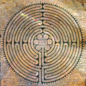 Het labyrint is een archetypisch symbool voor de levensreis